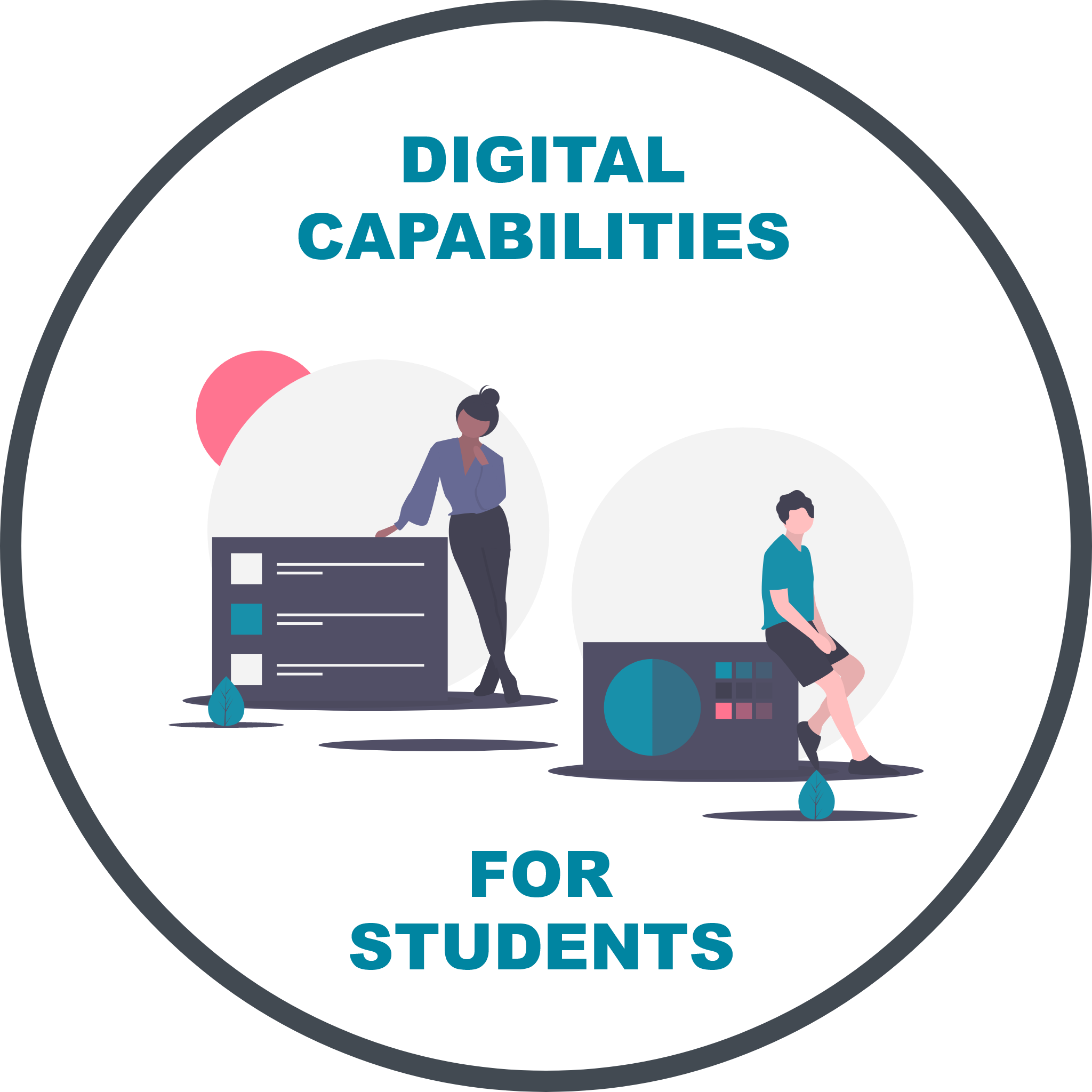 decorative image for Digital Capabilities for Students