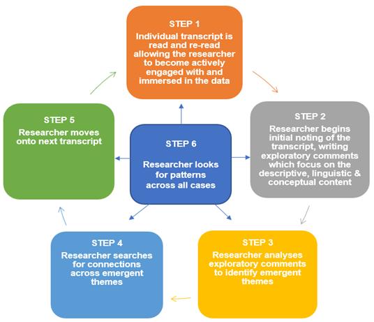 IPA Data Analysis Process
